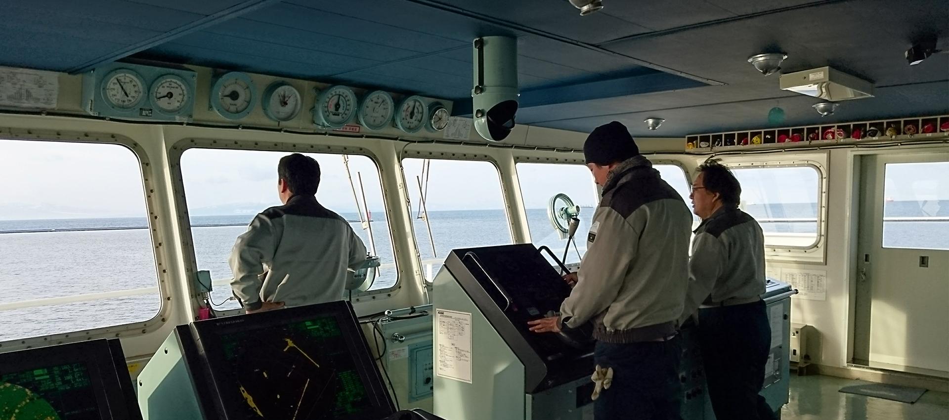 愛媛県松山市の内航海運業・興栄海運