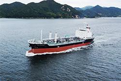 第二十七永進丸(白油タンカー)