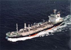 第十八永進丸(白油タンカー)
