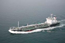 第二十二永進丸(黒油タンカー)